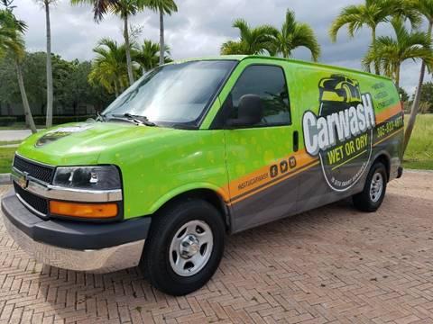 2007 Chevrolet Express Cargo for sale in Miami, FL