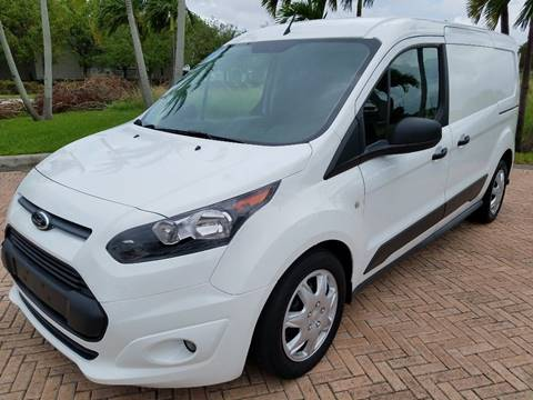 2014 Ford Transit Connect Cargo for sale in Miami, FL
