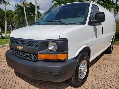2012 Chevrolet Express Cargo for sale in Miami, FL