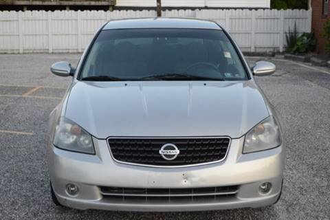 2006 Nissan Altima for sale in Four Oaks, NC