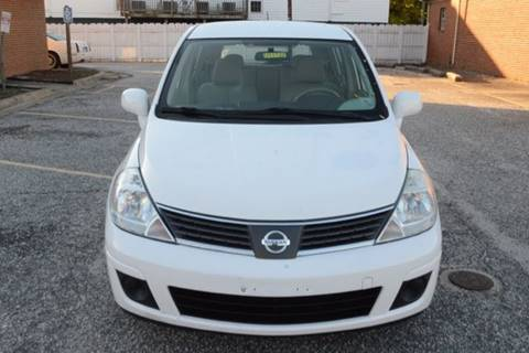 2009 Nissan Versa for sale in Four Oaks, NC