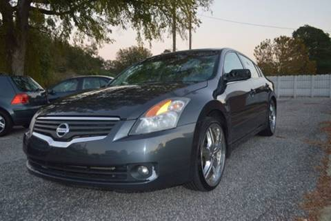 2007 Nissan Altima for sale in Four Oaks, NC