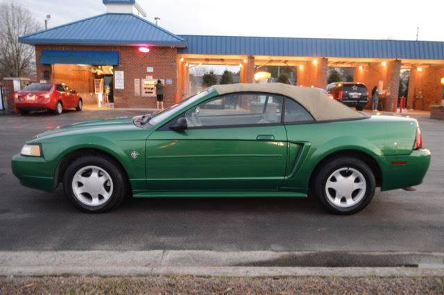 1999 Ford Mustang In Four Oaks Nc O M Autoplex