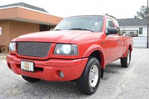 2002 Ford Ranger for sale in Four Oaks, NC