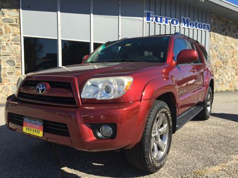 2006 Toyota 4Runner for sale in Lewiston, ME