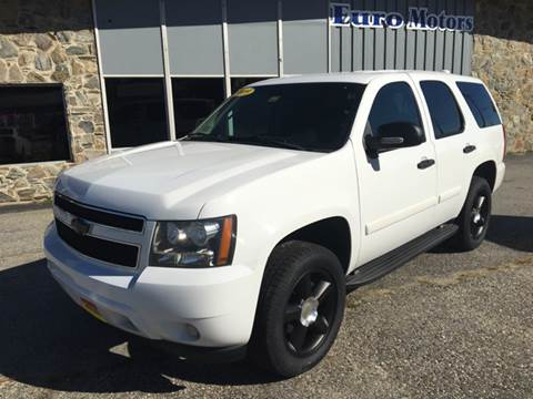 2009 Chevrolet Tahoe for sale in Lewiston, ME