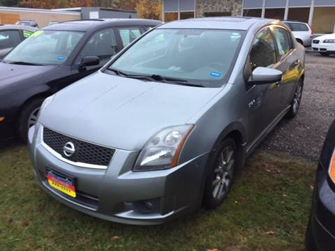 2007 Nissan Sentra for sale in Lewiston, ME