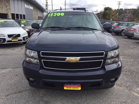 2008 Chevrolet Tahoe for sale in Lewiston, ME