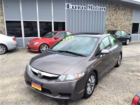 2010 Honda Civic for sale in Lewiston, ME