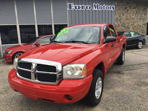2007 Dodge Dakota for sale in Lewiston, ME