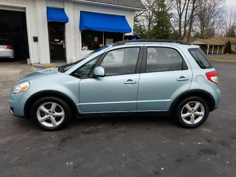 2009 Suzuki SX4 Crossover for sale in Elkton, VA