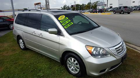 2008 Honda Odyssey for sale in Palatine, IL