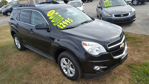 2014 Chevrolet Equinox for sale in Palatine, IL