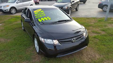 2007 Honda Civic for sale in Palatine, IL