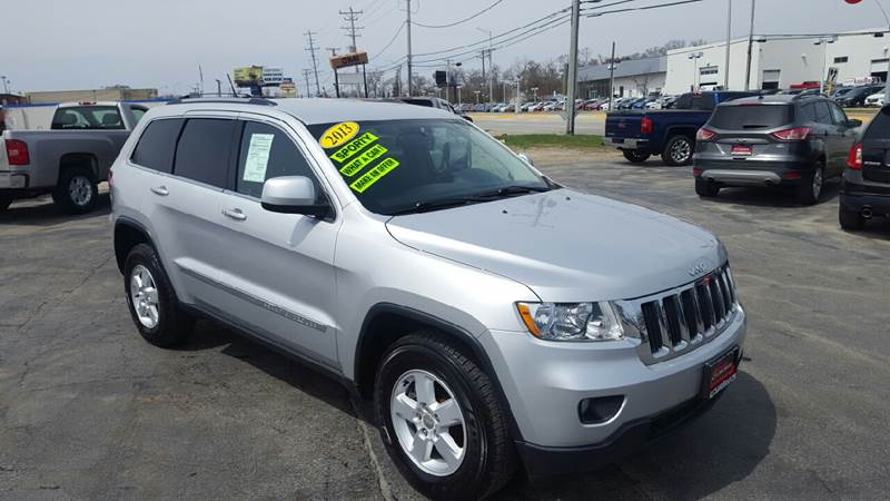 2013 Jeep Grand Cherokee For Sale At Auto Land Group Inc In Palatine IL