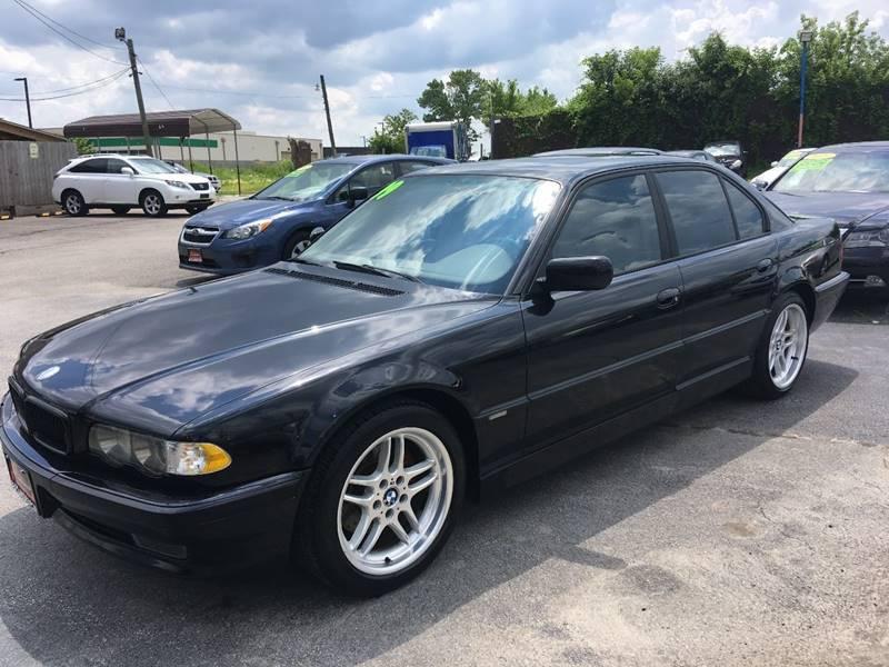 1999 BMW 7 Series 740i In Palatine IL - Auto Land Group Inc