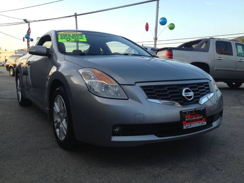 2008 Nissan Altima For Sale At Auto Land Group Inc In Palatine IL