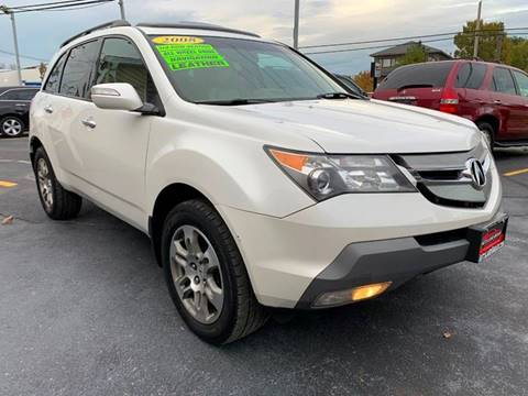 2008 Acura Mdx For Sale >> 2008 Acura Mdx For Sale In Palatine Il