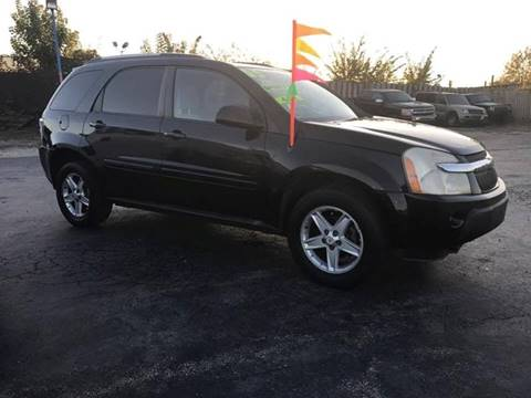 2005 Chevrolet Equinox for sale in Palatine, IL