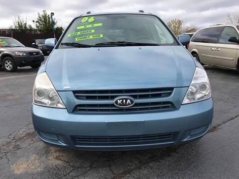 2006 Kia Sedona for sale in Palatine, IL