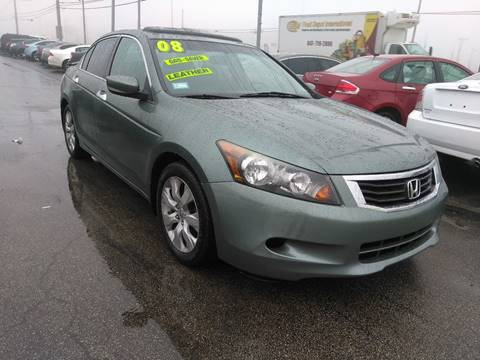 2008 Honda Accord for sale in Palatine, IL