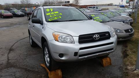 2007 Toyota RAV4 for sale in Palatine, IL