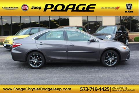 2016 Toyota Camry for sale in Hannibal, MO