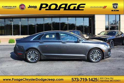 2017 Lincoln MKZ for sale in Hannibal, MO