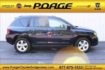 2016 Jeep Compass for sale in Hannibal, MO