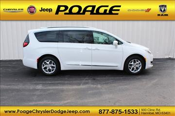 2017 Chrysler Pacifica for sale in Hannibal, MO