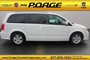 2012 Dodge Grand Caravan for sale in Hannibal, MO