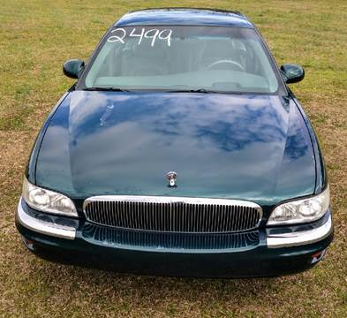 1998 Buick Park Avenue for sale in Munford, AL