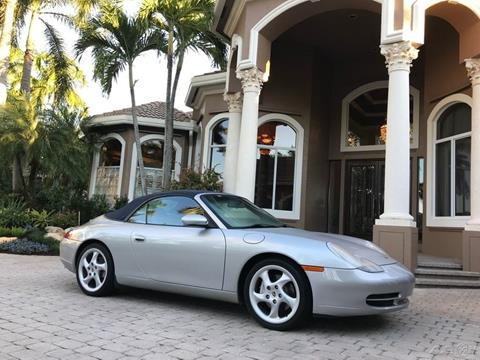 2000 Porsche 911 for sale in Arlington, TX