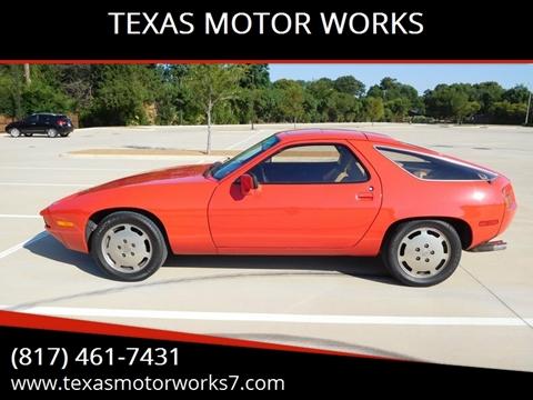 1980 Porsche 928 for sale in Arlington, TX