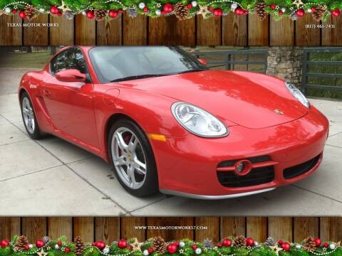 2006 Porsche Cayman for sale in Arlington, TX