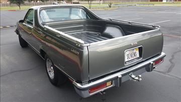1985 GMC Caballero for sale in Arlington, TX