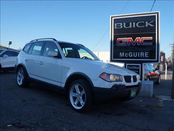 2004 BMW X3 for sale in North Bergen, NJ