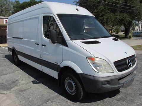 2010 Mercedes-Benz Sprinter Cargo for sale in Tampa, FL
