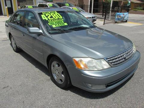 2003 Toyota Avalon for sale in Tampa, FL