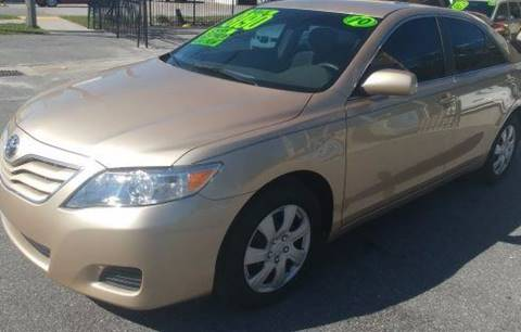2010 Toyota Camry for sale in Tampa, FL