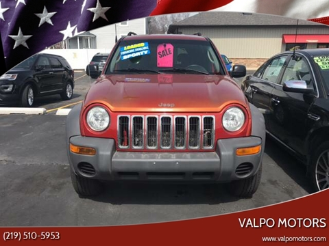 2002 Jeep Liberty for sale in Valparaiso, IN