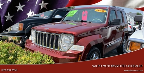 2008 Jeep Liberty for sale in Valparaiso, IN
