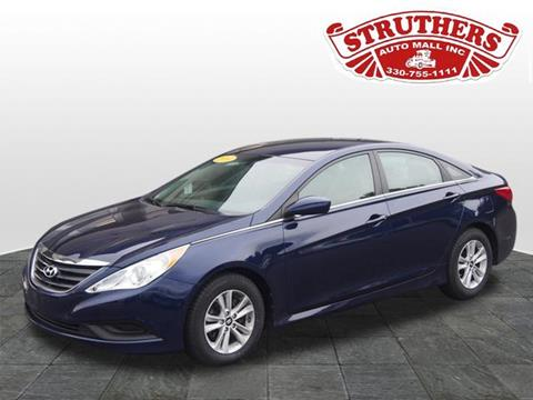 2014 Hyundai Sonata for sale in Austintown, OH