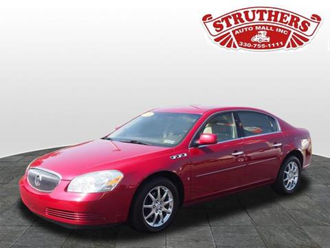 2008 Buick Lucerne for sale in Austintown OH