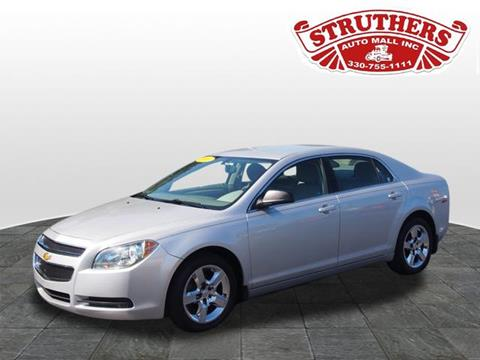 2011 Chevrolet Malibu for sale in Austintown, OH