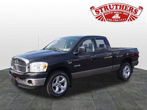 2008 Dodge Ram Pickup 1500 for sale in Austintown, OH