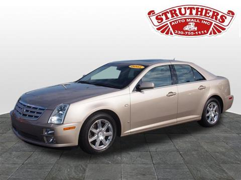 2006 Cadillac STS for sale in Austintown OH