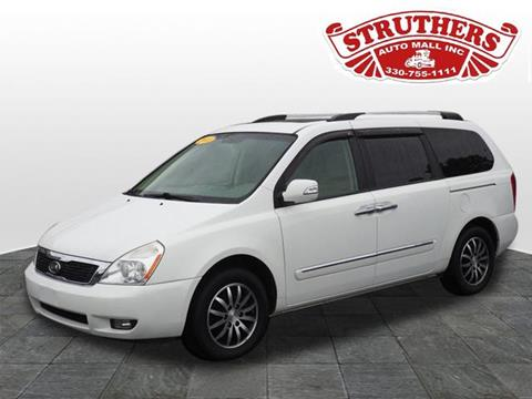 2011 Kia Sedona for sale in Austintown, OH