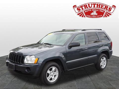 2007 Jeep Grand Cherokee for sale in Austintown, OH