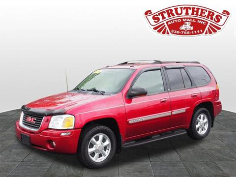 2005 GMC Envoy for sale in Austintown OH